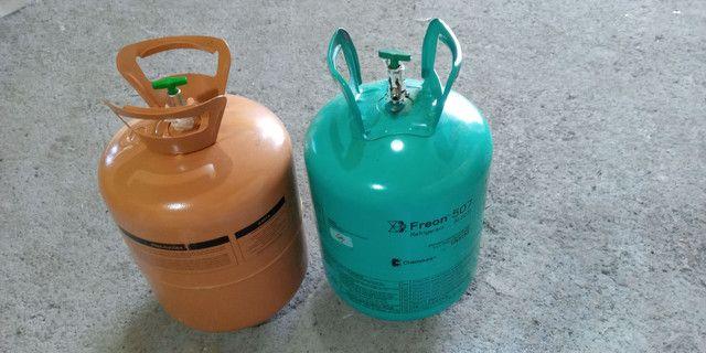 Botijas de gás vazias - Foto 2