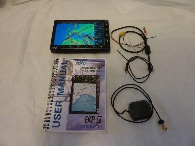 GPS aeronáutico AvMap EKP IV - Foto 4