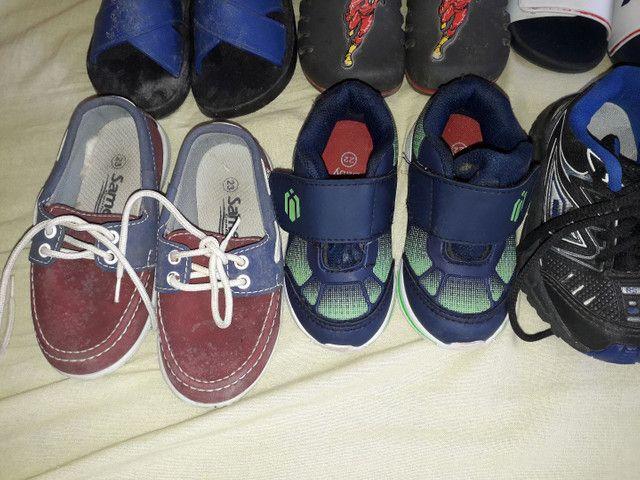 Lotes de calçados masculino bem conservado  - Foto 5