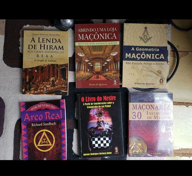Livro maçonaria