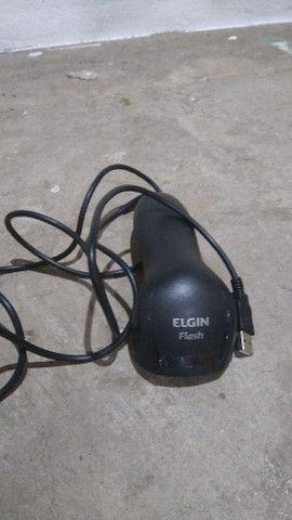 Leitor de Código de Barras Flash, Elgin Flash novo