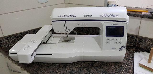 Máquina borda brodher modelo 1430