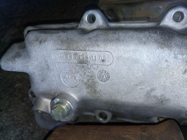 Resfriador e radiador de oleo motor usado bom estado 447 e 449 - Foto 2