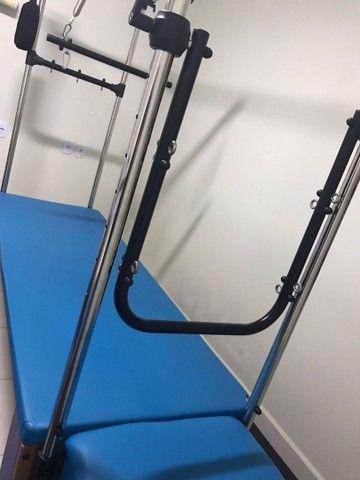 Aparelhos de Studio de pilates Arktus Cor azul royal (usados em bom estado) - Foto 2