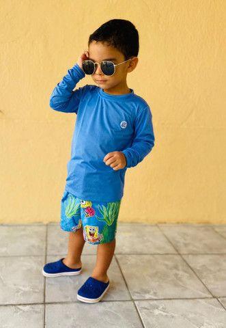 Camisa de Proteção solar UV 50 - Foto 2