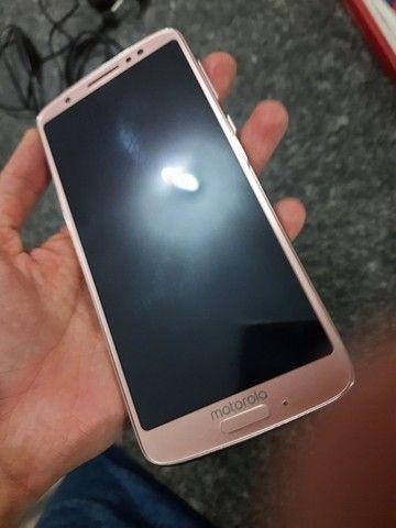 Motorola G6 OURO ROSE, 64gb 4Ram - Foto 6