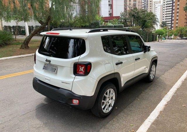 Jeep Renegade 1.8 16v Flex Sport Automático 2019 - Foto 6
