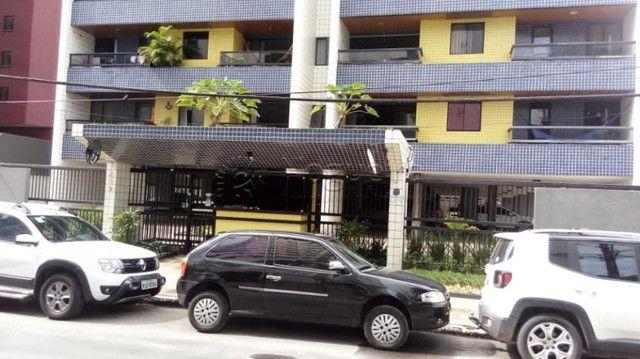 Hh331 apto Turmalina, 3 quartos , 170M, ampla varanda e 2 vagas garagem - Foto 2