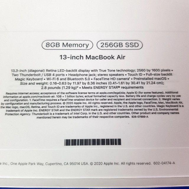 MacBook Air M1 256 GB - 8gb ou 16gb Ram - Space Gray ou Gold - Foto 3