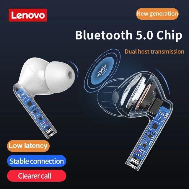 Fone Lenovo XT90 Wireless Earphone Bluetooth 5.0 - Original - Foto 3