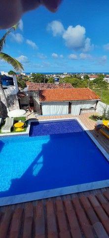 Casa com Piscina e Vista Mar Carapibus
