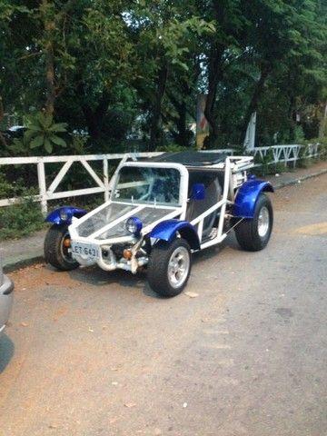 Gaiola baja buggy