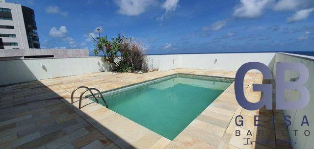 Cobertura Av Boa Viagem 4s, 7wc, piscina, 3v, 530m² Edf Vicente de Menezes - Foto 15