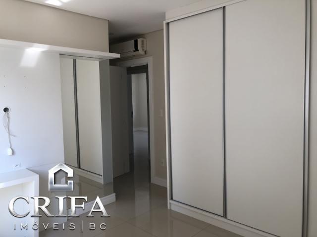 Apartamento no Ed. Terra e Mar, 03 Suítes, Centro, Balneário Camboriú- SC - Foto 12