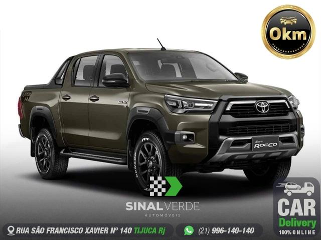 Toyota Hilux 2021 2.7 vvt-i flex cd srv 4x4 automático