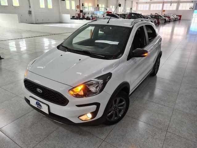 Ford KA FreeStyle 2020 1.0 completissimo Top de Linha! (25 mil KM)