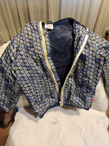 Jaqueta infantil  feminina quebra-vento - baixou preço!! - Foto 3