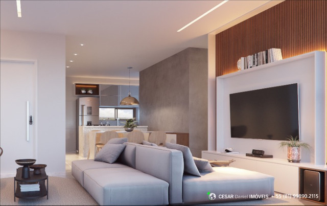 Terrazza | 3 Quartos (1 suíte) | Apartamentos a venda em Boa Viagem - Foto 4