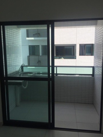 JS- Lindo apartamento de 3 quartos no Barro - José Rufino - Edf. Alameda Park - Foto 3