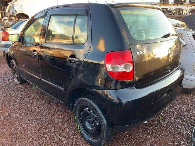 Sucata Para Venda De Peças Volkswagen Fox 1.0 4 Portas - Foto 3
