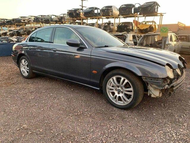 Sucata Para Peças Jaguar S-type V8 2002 - Foto 3