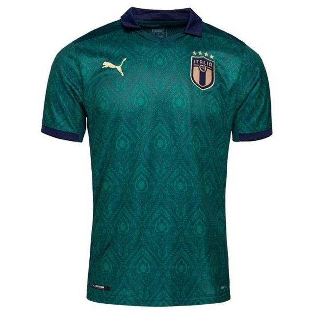 Camisa da seleção italiana terceiro uniforme - Foto 2