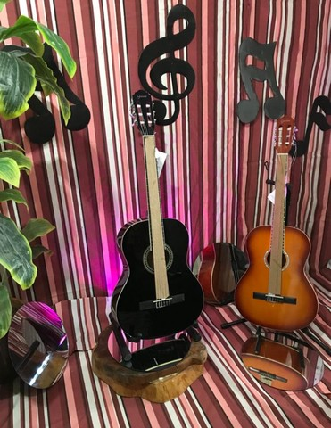 GN- 15 violão Nailon (preto e Natural)  em 6 vezes sem juros *Promoção!!!*  - Foto 3