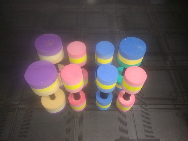 Materiais para Hidroginástica - Foto 2