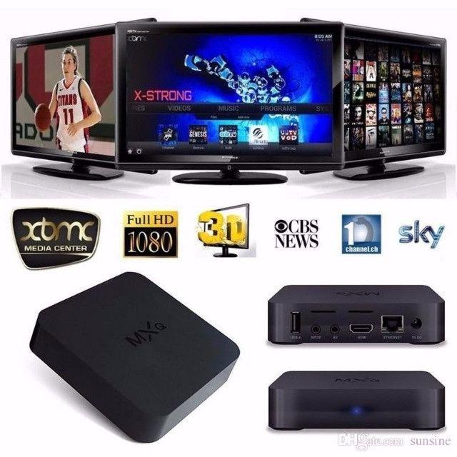 Smart Tv Box 4k Ultra Hd Wi-fi Android Hdmi - Foto 3