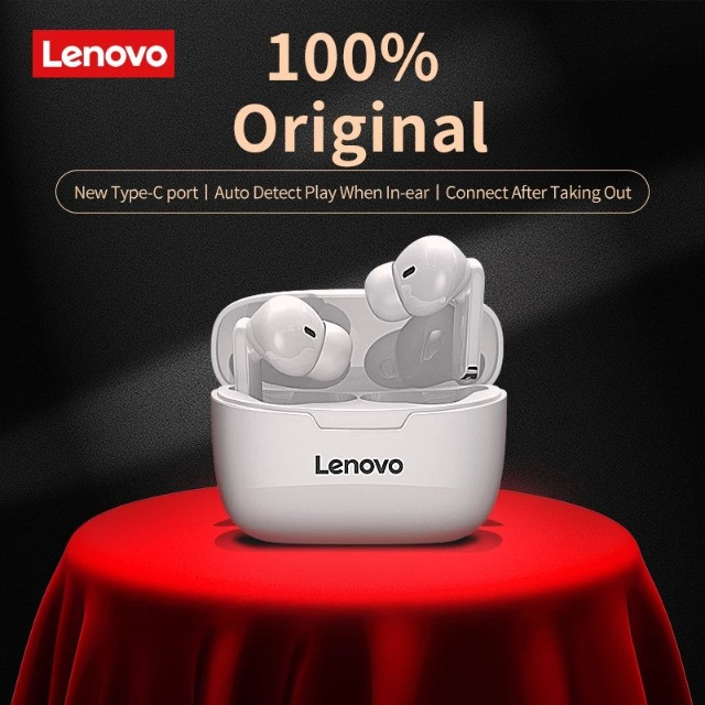 Fone Lenovo XT90 Wireless Earphone Bluetooth 5.0 - Original