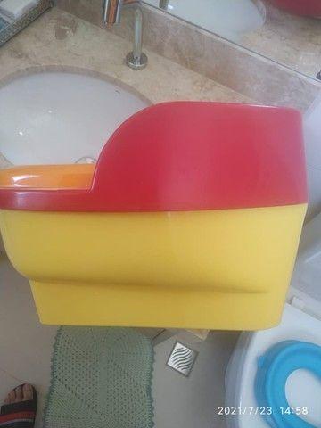Kit penico e assento de vaso - Foto 3