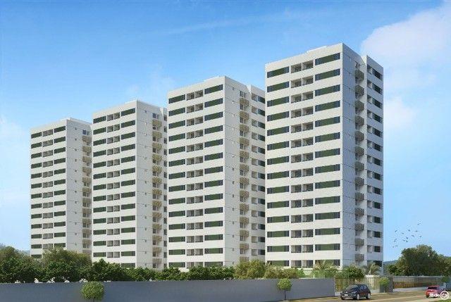 M&M- Lindo apartamento de 03 quartos no Barro - José Rufino - Edf. Alameda Park