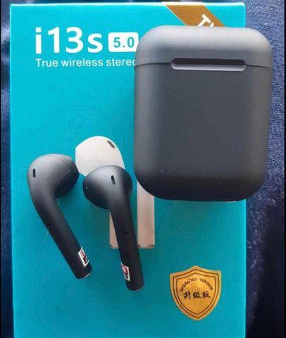 Fone De Ouvido I13 Tws Bluetooth Sem Fio Bluetooth 5.0 - Foto 3