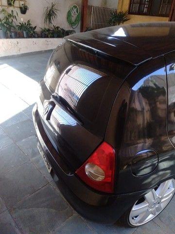Vendo ou troco Renault Clio Legalizado - Foto 4