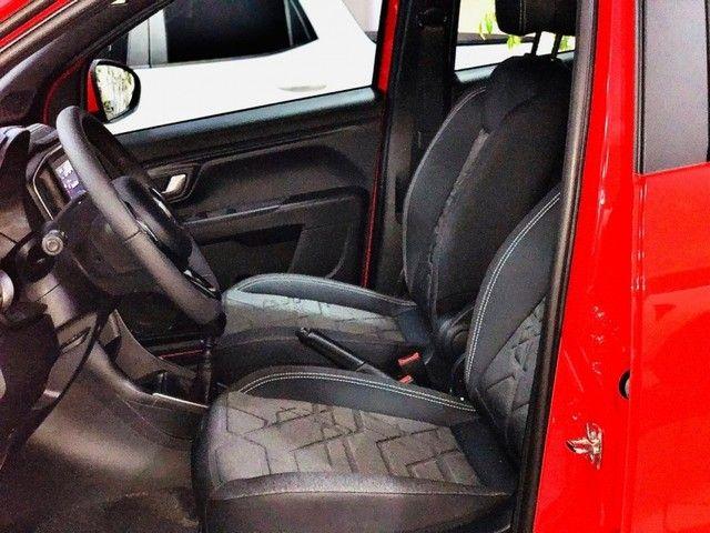 Fiat Strada VOLCANO 1.3 FLEX CD 4P - Foto 8