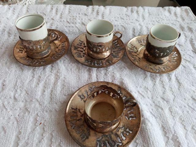 Peças Chicaras de Cafe - Foto 3