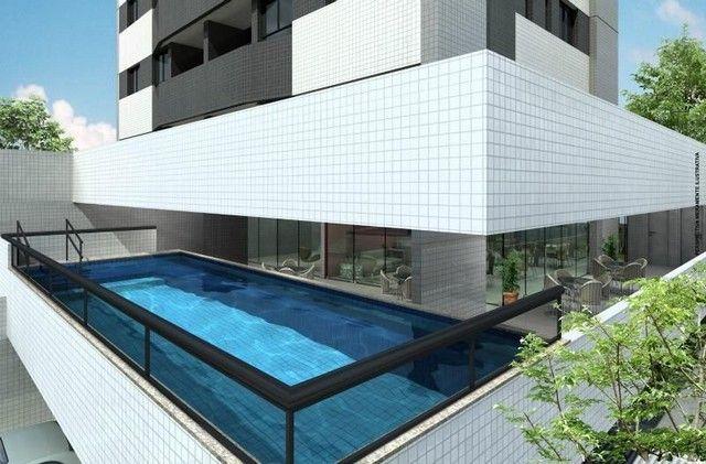 Apartamento com 3 quartos (1 suíte) à venda, 86 m² por R$ 776.000 - Pina - Recife/PE