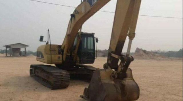 Escavadeira hidráulica entrada 15.000,00 + parcelas  - Foto 3