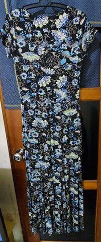 Vendo vestido longo tam.M  - Foto 2