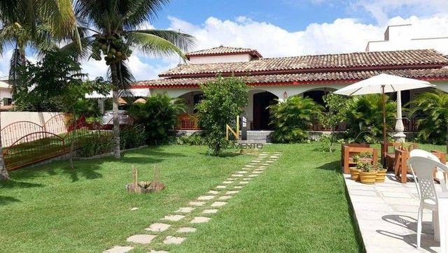 Casa com Piscina 3/4 em Pitangueiras