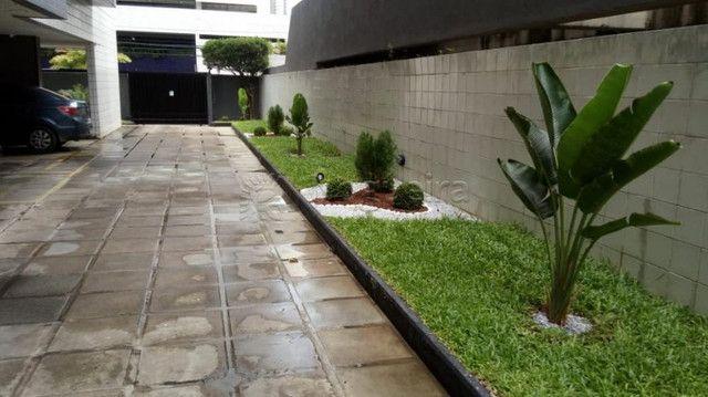 Hh331 apto Turmalina, 3 quartos , 170M, ampla varanda e 2 vagas garagem - Foto 3