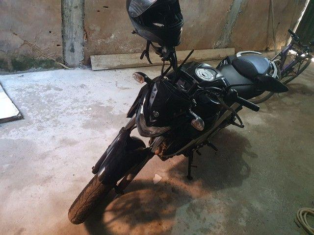 Fazer 250cc  ano 2019 modelo 2020 - Foto 3