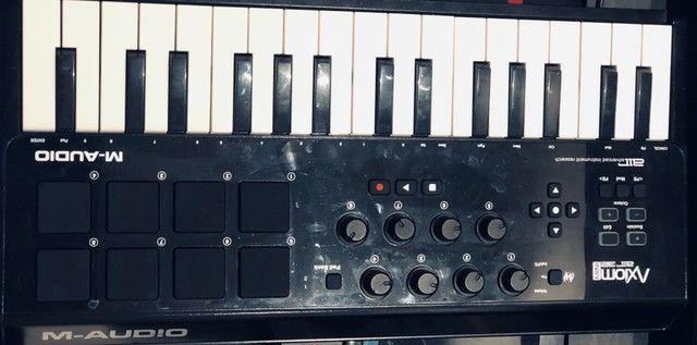 Controlador M-audio Axiom Air Mini 32 Teclas - Foto 2
