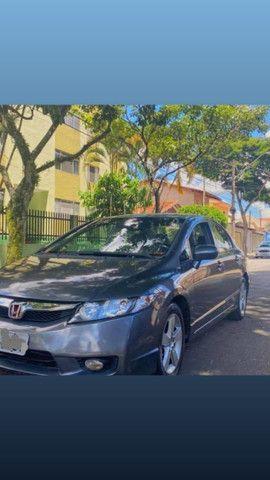 Honda Civic Lxs 1.8 mec. pra repasse - Foto 7