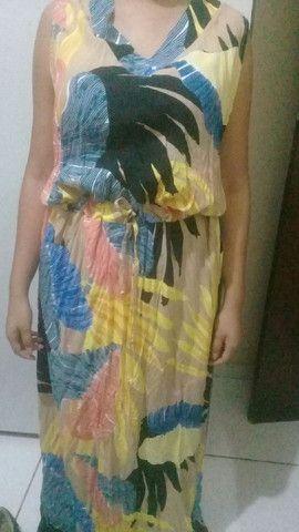 Vestidos  soltinho G - Foto 2