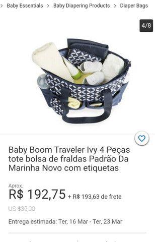 Bolsa maternidade Nova  - Foto 5