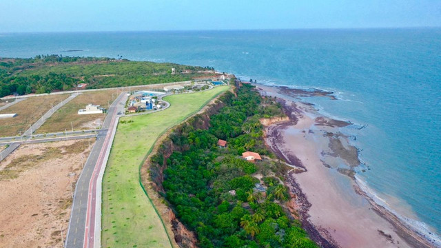 5- Portal do Mar - Lotes prontos para construir na praia de Panaquatira - Foto 2