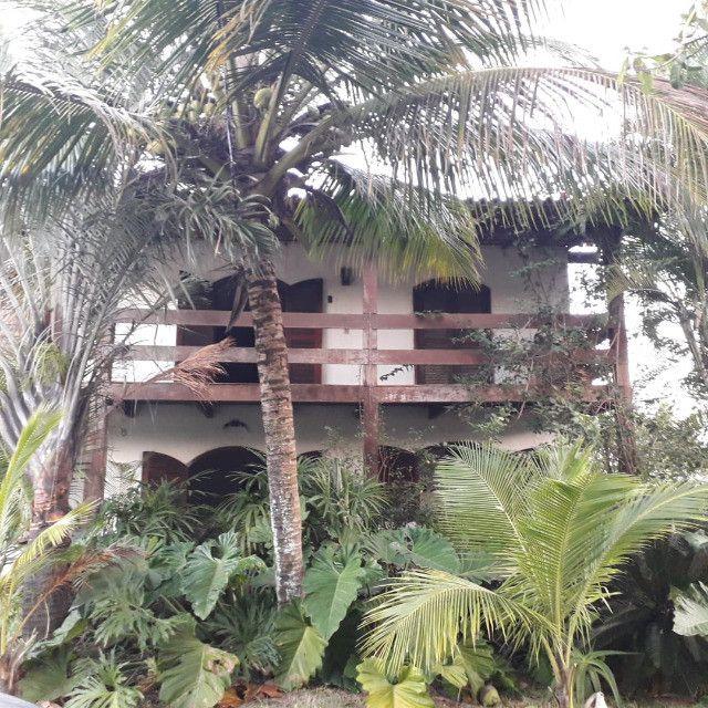 Excekente Casa com piscina  no Bairro Parque Nanci Maricá - com 3 terrenos - Foto 2