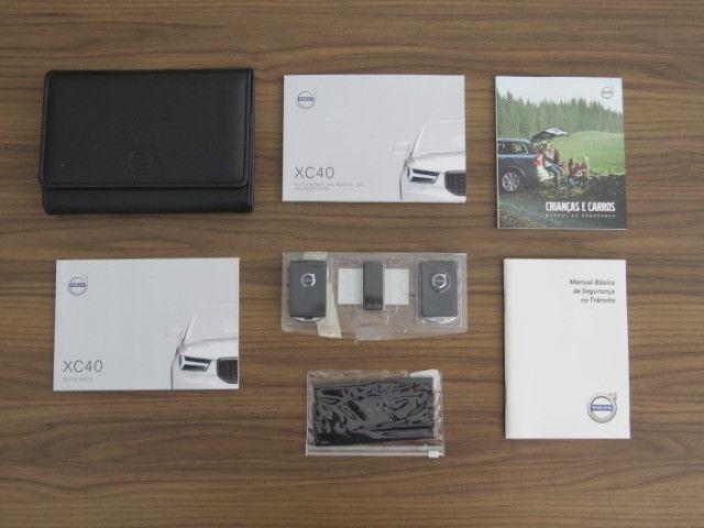 Volvo XC40 2.0 T5 Momentum AWD Geartronic 2020 Cinza - Foto 20