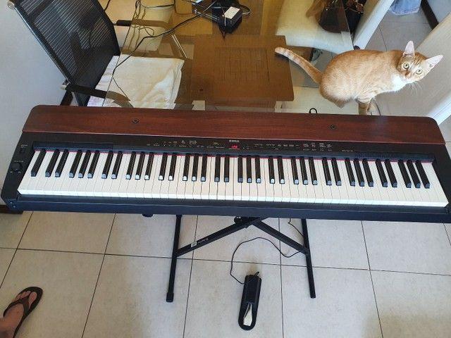 Piano Digital Yamaha P-155
